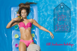 All Inclusive last minute holidays